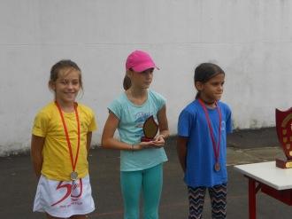 3 premières filles