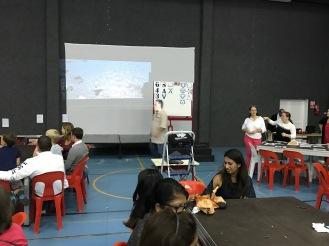 Concentration et animation