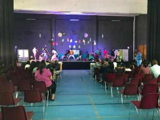 Théâtre avec la Comédie Mauricienne