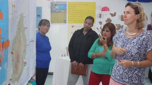 Marla Chaureemootoo est à l'initiative de nombreux projets artistiques