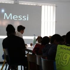 La mojorité disent que Lionel Messi et David De Gea sont les meilleurs au monde.